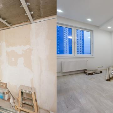 Vos travaux de rénovation de maison